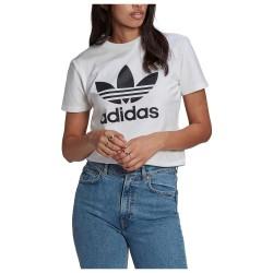 Adidas Adicolor Classics Trefoil White